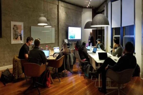 startup first office